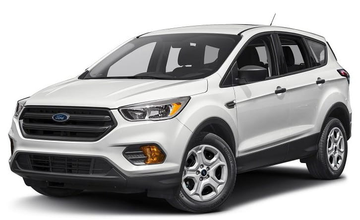 2019 Ford Escape Redesign