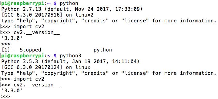 Raspberry Pi Projects: Install OpenCV on Raspberry Pi