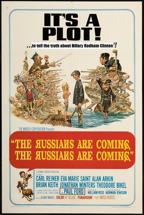 Que Vienen Los Rusos (1966)