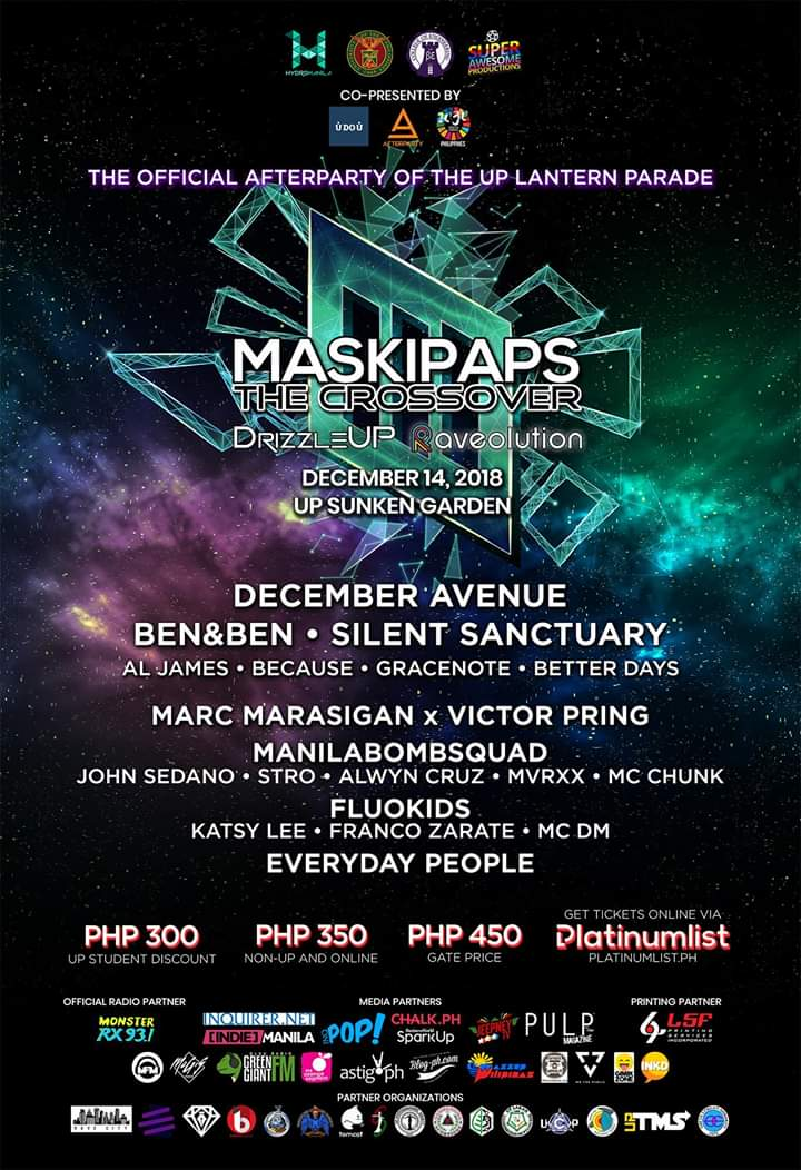 Maskipaps: The Crossover ~ Wazzup Pilipinas News and Events