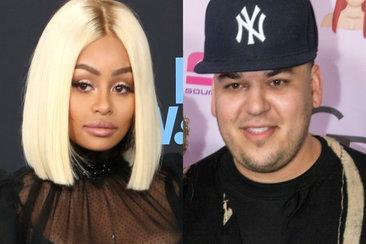 Rob Kardashian Show Evidence of Blac Chyna Cheating On Him