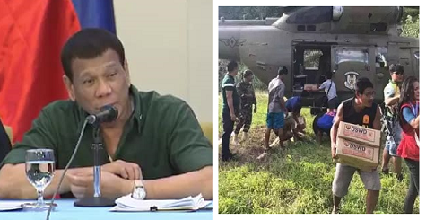 Aksyon Agad Dswd Quickly Sends Help To Kalinga One Day After Pres