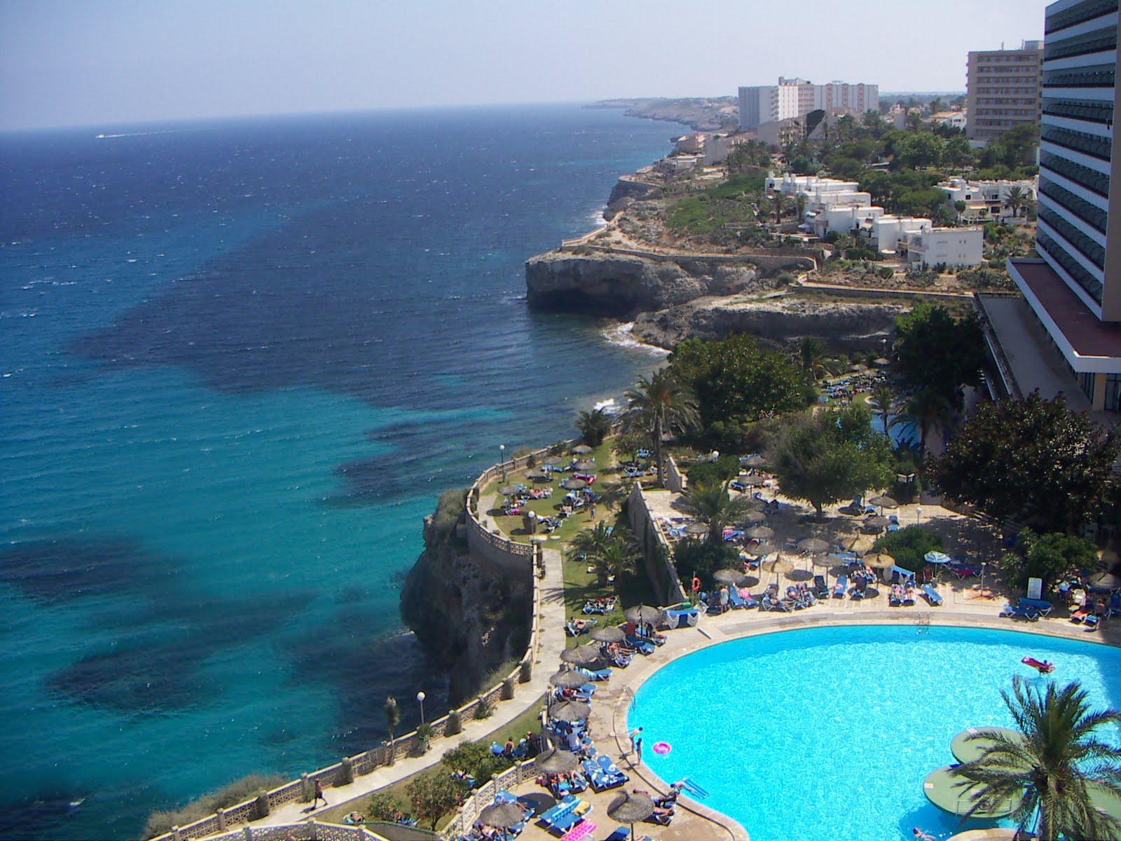Tourism: Palma de Mallorca Spain