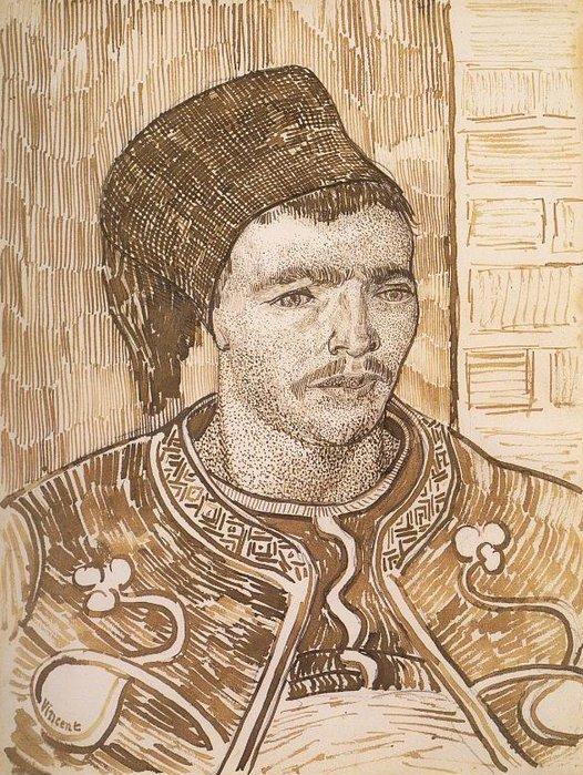Vincent Van Gogh 1853-1890 | Drawing