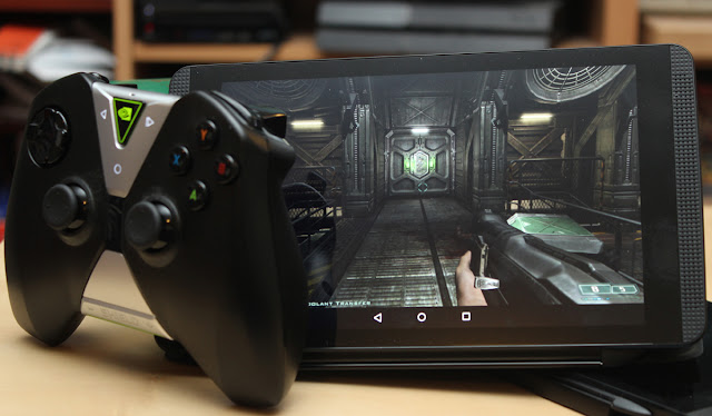 NVIDIA's new shield tablet is like the old, but cheaper