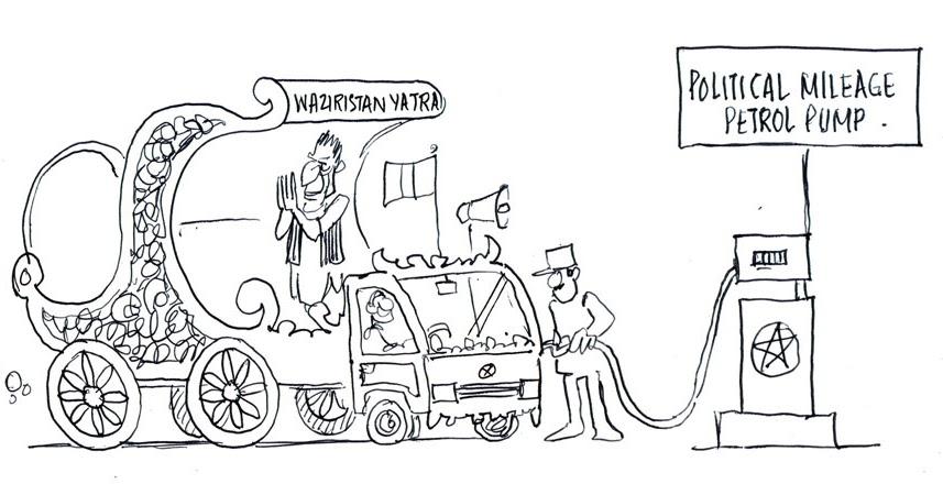 Whispers !: The Waziristan Extravaganza