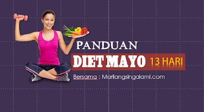 Panduan Diet Mayo 13 Hari