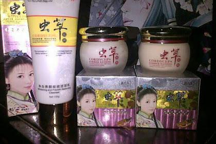 Cream Yu Chun Mei Cordyceps Pemutih Wajah
