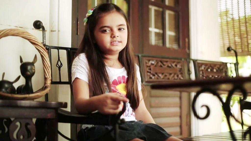 Foto Ruhanika Dhawan_Pemeran Ruhi Raman Bhalla_Serial Mohabbatein ANTV_Cantik Imut Cerdas_tujuh