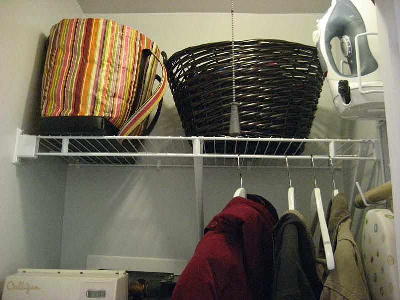 Making It Too Perfect Day 10 Laundry Room Closet Mini