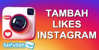 Jua Jasa Tambah Like Instagram