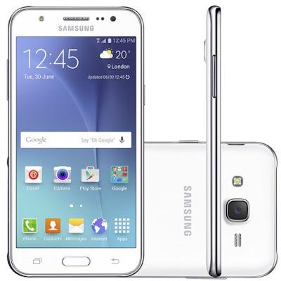 Atualização do Galaxy J7 (J700M) para o Android 6.0.1 Marshmallow