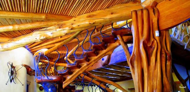 Restaurante Casa Bosque em Santiago do Chile