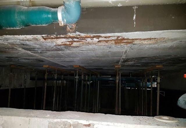 ¿Cómo saber si un piso tiene aluminosis?