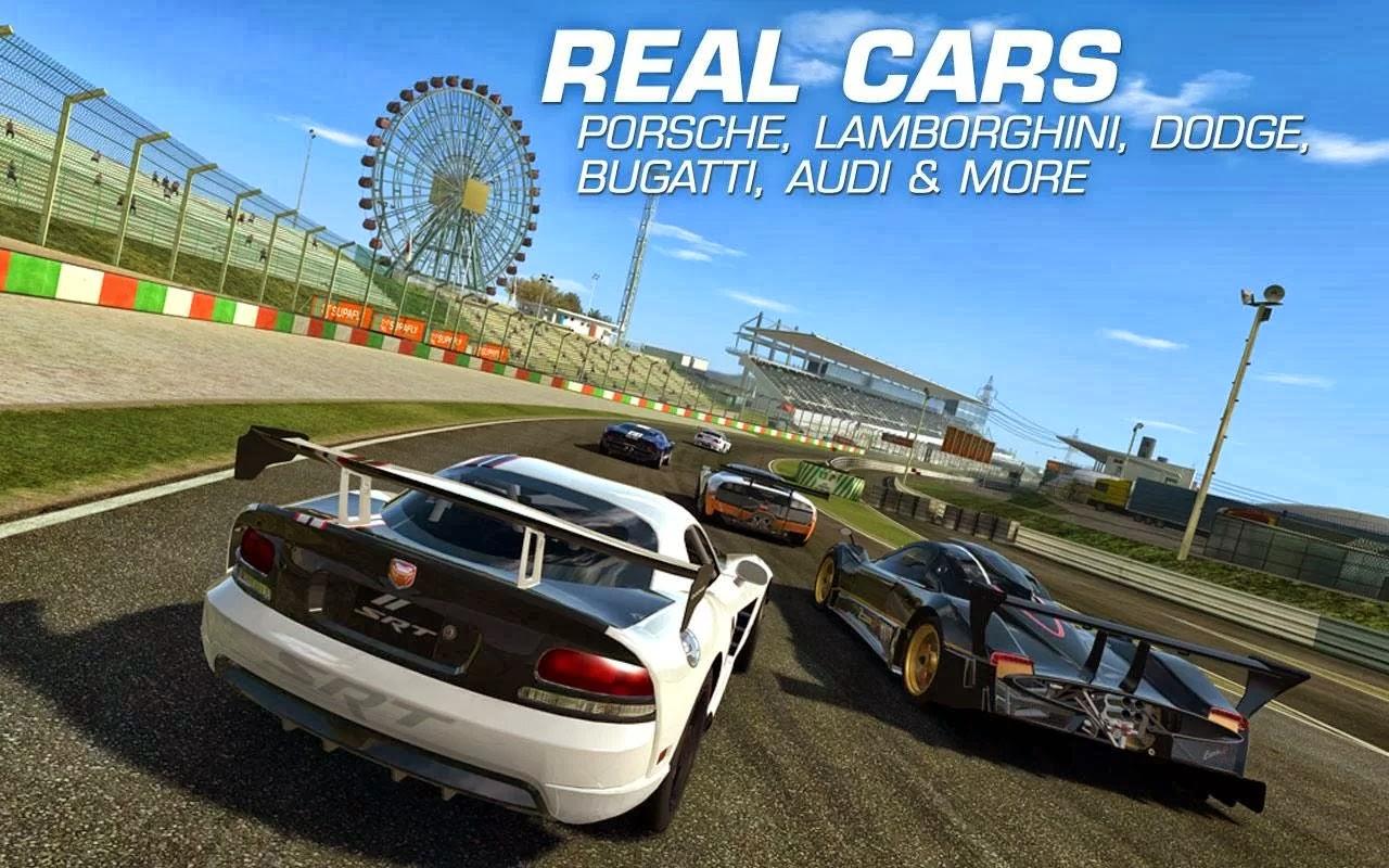 Real Racing 3 V1.4.0 APK