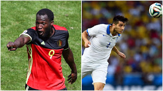 Belgium vs Greece Live Stream Football online World Cup Qualifiers today 3-September-2017