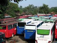 TEGAS...!! Perusahaan Bus Akan Dikenai Sanksi Jika Beri Fasilitas Pada Para Demonstrasi