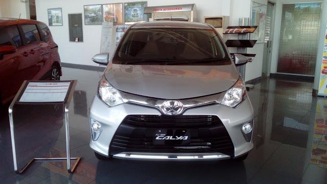 Kredit Toyota Calya 2017