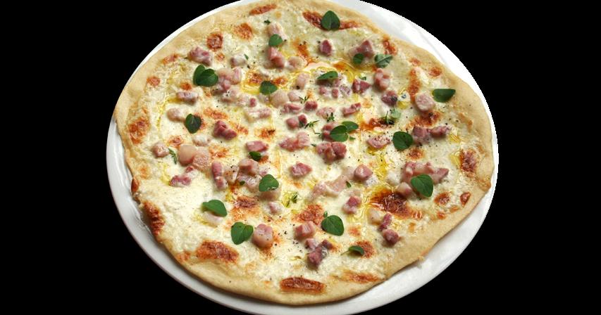 Cocina Muy Sencilla: PIZZA BLANCA