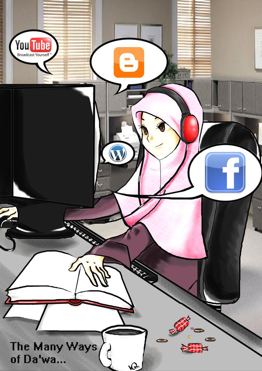 Ika Asma  Anime Muslimah