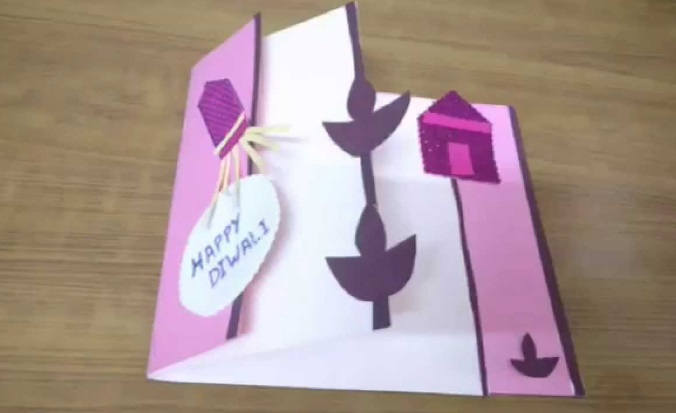 Interesting ideas for greeting cards on diwali 2017 free download overall i enjoyed spending time in making diwali greeting cards some memories are always priceless m4hsunfo