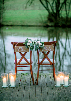 3 Top Trends For Your Wedding Reception Style!