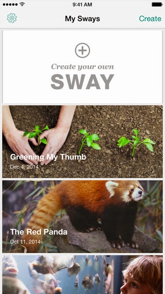 Microsoft's Office Sway app for iPhone now available in more countries