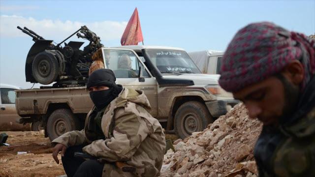 Rebeldes sirios desafían a EEUU: No evacuaremos sur de Siria