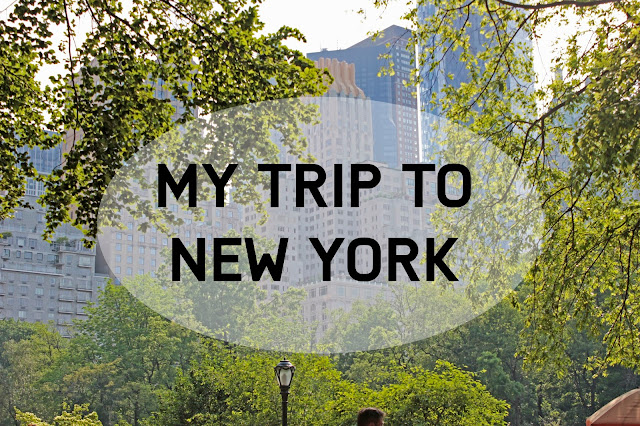 My trip to New York
