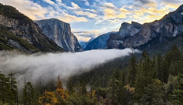 California Yosemite National Park