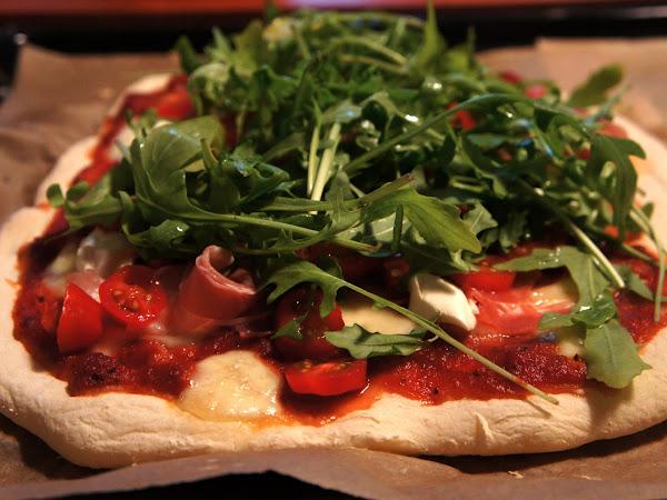 REZEPT: glutenfreier Pizzateig