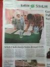 MOU Prodi MPI dengan MTSN 2 Kota Palangka Raya