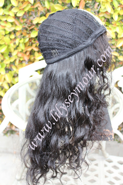 Custom Made Wig w/Arjuni Hair
