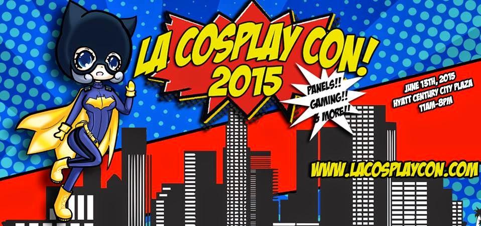 LA Cosplay Con 2015