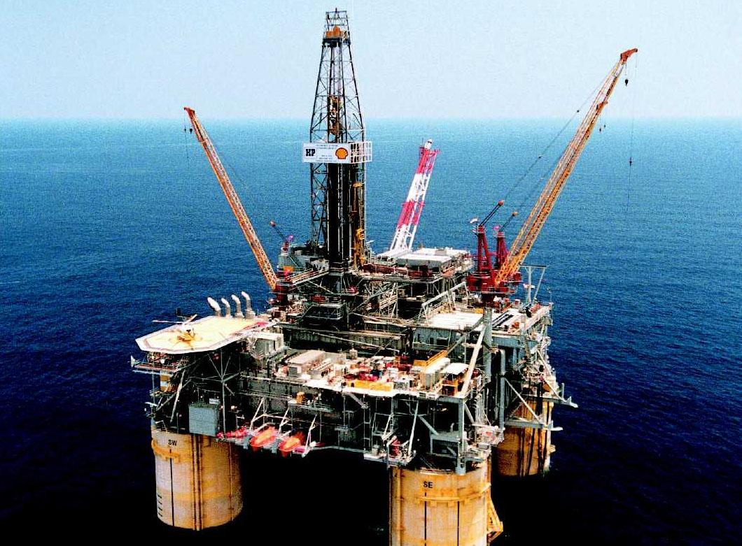 Minecraft Building Ideas: Oil rig
