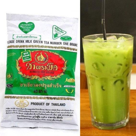 D'AIRA BEAUTYCARE: TEH HIJAU THAILAND