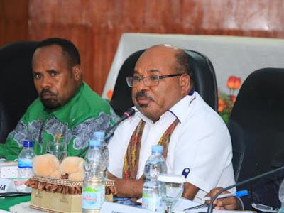 Lukas Enembe Nilai Pengembangan Sagu dan Kopi Papua Butuh Ahli