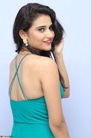 Priya Singh in a sleeveless Green Gown at Manasainodu music launch 011.08.2017 ~ Exclusive Celebrity Galleries 037.JPG