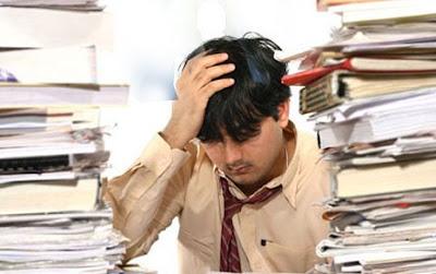 Tips Hindari Stres saat Bekerja