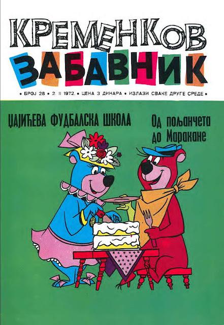 Kremenkov Zabavnik 28 - Kremenko