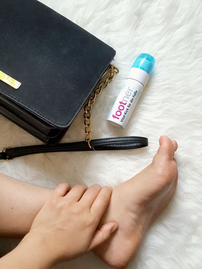 Footner® Vital-Kick - Gegen brennende Füße & Giveaway 4