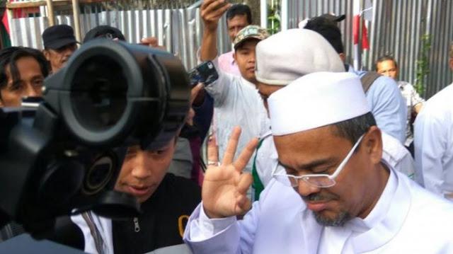 Ditemui Di Arab Oleh Gerindra, Rizieq Shihab Akan Restui Orang Ini Untuk Menjadi Pendamping Prabowo di Pilpres 2019