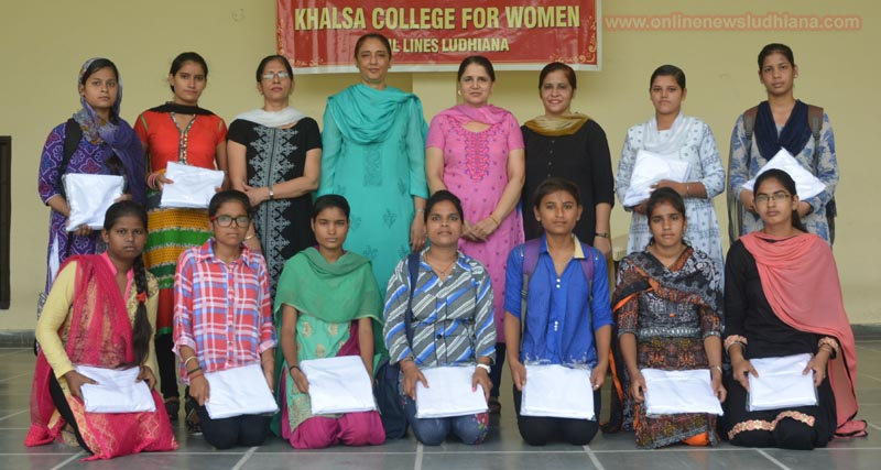 College Uniforms Distributed Among Needy Students in KCW