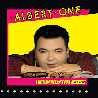 "ALBERT ONE - The 12"" Collection 1984-1989 (Yellow Version) [LTD-CD-006]"