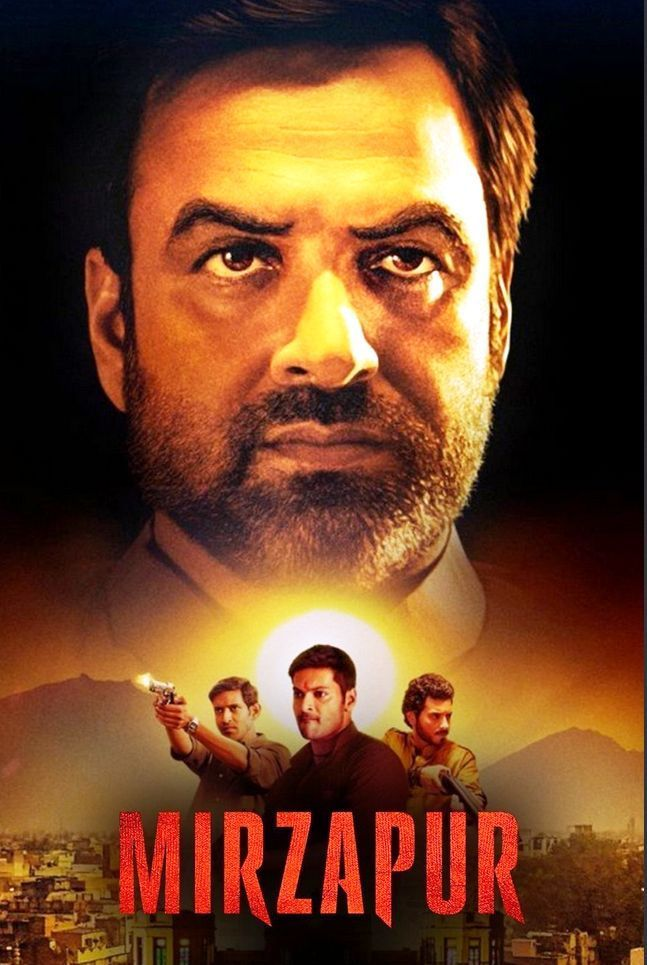 Mirzapur 2018 Hindi Season 01 Complete 720pp HDRip 3GB Download