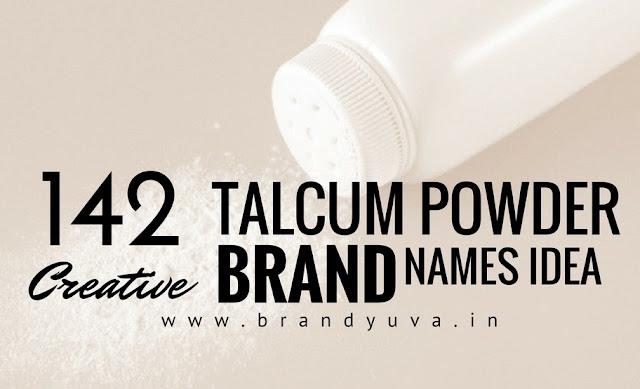 talcum powder brand names idea