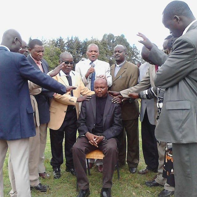 Moses Kuria's Shocking Secret..