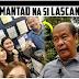 LUMANTAD NA Si LASCANAS ALAMIN AT PANOORIN KUNG BAKIT SIYA NAGTATAGO SA SINGAPORE ! MUST WATCH !