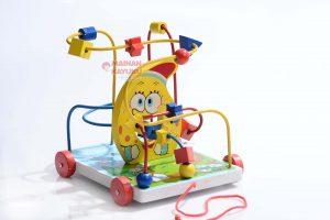Mainan Anak TK Wire Spongebob