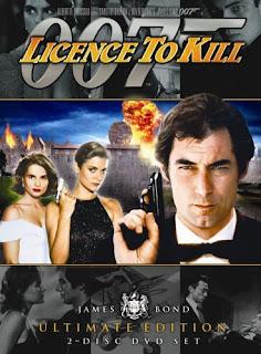 James Bond 007 Licence to Kill 1989 เจมส์ บอนด์ 007 ภาค 16